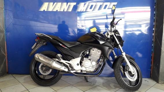 Cb300 Preta 2010