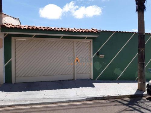 Imagem 1 de 14 de Casa Com 2 Dormitórios À Venda, 141 M² Por R$ 350.000 - Parque Mãe Preta - Rio Claro/sp - Ca0459