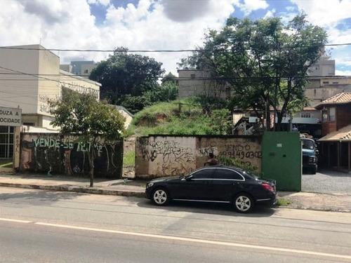 Lote Comercial Para Comprar No Planalto Em Belo Horizonte/mg - 21162