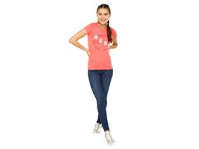 Pantalon Dama Aeropostale Skinny Stretch Original