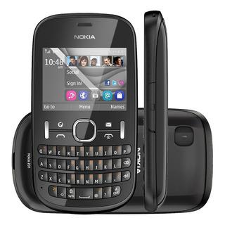 Celular Nokia Asha 201 Bloqueado Vivo Novo