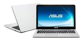 Notebook Asus Z550s Quad Core 4gb 500gb Windows 15,6