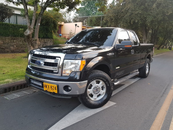 Ford 150 Xlt Super Cab 4x4 Cabina Extendida At