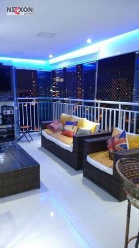 Apartamento Residencial À Venda, Vila Antonieta, Guarulhos. - Ap1039