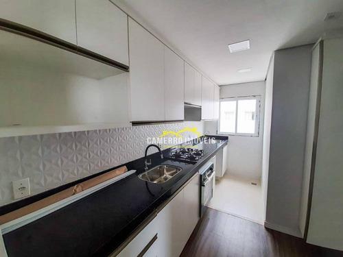 Imagem 1 de 30 de Apartamento Com 2 Dormitórios À Venda, 50 M² Por R$ 270.000,00 - Vila Dainese - Americana/sp - Ap0629