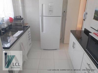 Apartamento Residencial À Venda, Jardim Santa Terezinha, Taboão Da Serra. - Ap0053