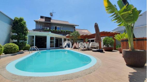 Casa Com 3 Dormitórios À Venda, 240 M² Por R$ 850.000,00 - Ideal - Novo Hamburgo/rs - Ca3131