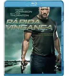 Blu-ray - Rápida Vingança - Original