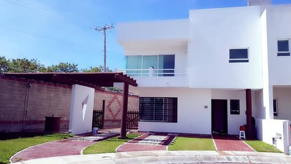 Casa En Renta Palma Dulce, Residencial Las Palmas