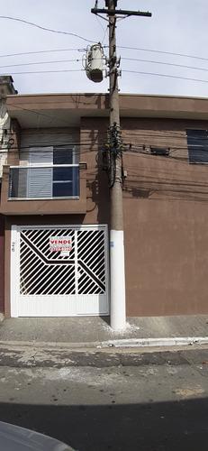 Imagem 1 de 14 de Sobrado Semi Novo - R$ 330.000