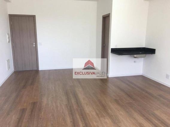Sala Para Alugar, 38 M² Por R$ 1.200,00/mês - Jardim São Dimas - São José Dos Campos/sp - Sa0168