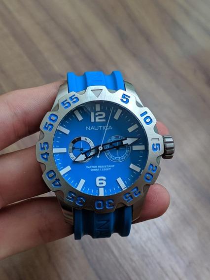 Relógio Nautica Nws Quartz