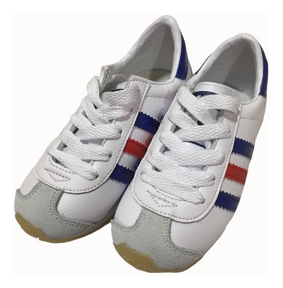Zapato Deportivo Niño adidas Francia Tenis T 19-26 Country