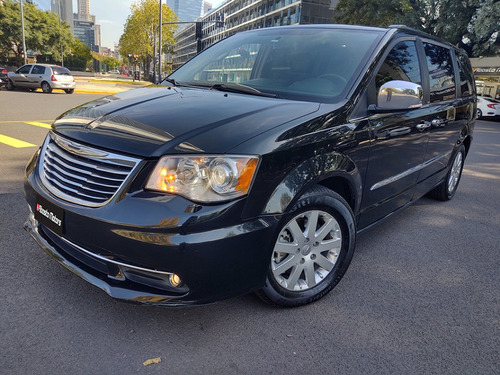 Chrysler Town & Country 2013 Limited Abasto Motors
