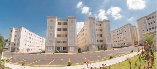 Imagem 1 de 21 de Apartamento Com 2 Dormitórios Para Alugar, 48 M² Por R$ 1.200,00/mês - Parque Santa Márcia - Votorantim/sp - Ap2485