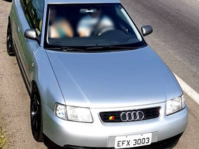 Audi A3 - 3p Manual - Turbo 180cv - 2000 - Aceito Troca