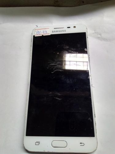 Celular Samsung G 610 Para Retirada De Peças Os 8673