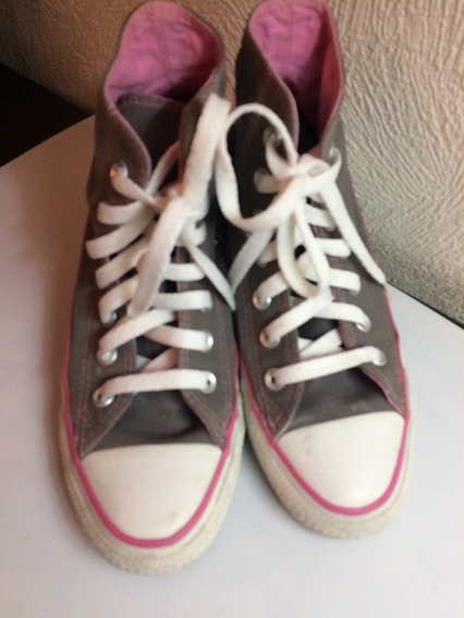 Zapatilla T/botitas Nro 36 Converse All Star
