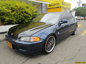 Honda Civic Lx Mt 1600cc