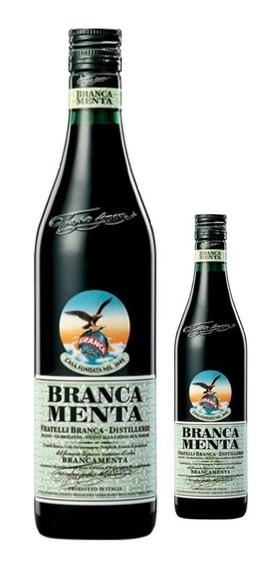 Fernet Branca Menta 750cc + Branca Menta 450cc