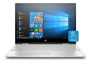 Laptop Hp Envy X360 Touch 256gb 8gb Ram Core I5 15m-dr0011dx