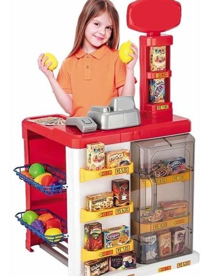 Mercadinho Infantil Cozinha Infantil Caixa Registradora