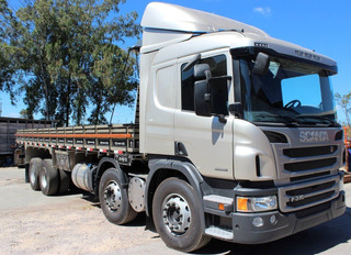 P310 Bi-truck 2016 Com Carroceria