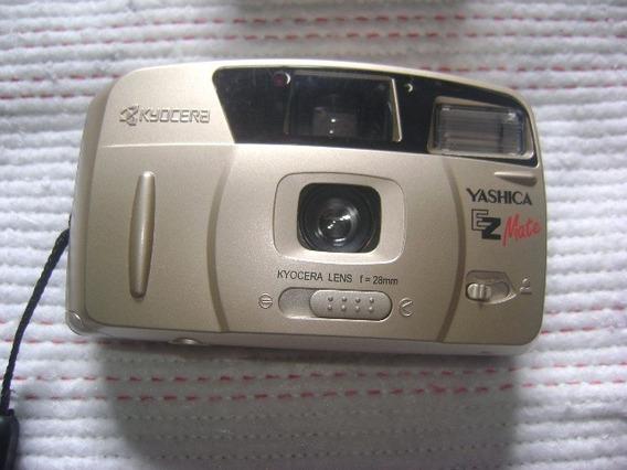 Maquina Fotografica Vintage Yashica
