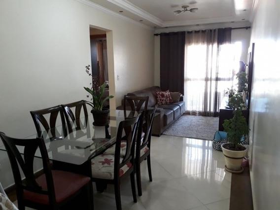 Apartamento Em Bairro Oswaldo Cruz, São Caetano Do Sul/sp De 70m² 2 Quartos À Venda Por R$ 415.000,00 - Ap295660