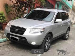 Hyundai Santa Fe 2.7 5l Aut. 5p 2009 Prata Revisada