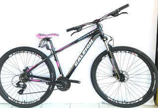 Bicicleta Raleigh Mojave 2.0-disco Rd 29 / -21v-dama-works!!