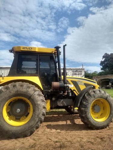 Tractor Pauny 250 Evo A Doble Tracción, 3 Punto, 2012