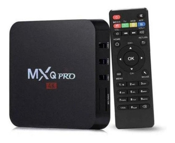 Aparelho P Transformar Sua Tv Em Smart Tv Completo 4+64gb