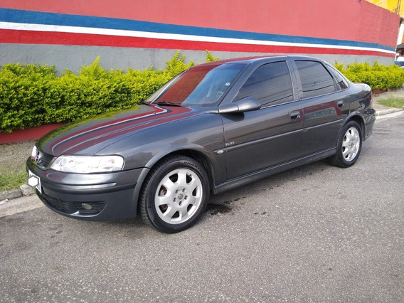 Chevrolet Vectra 2005 2.2 16v Elite 4p