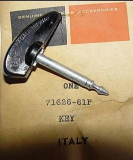 Llave Faro Moto Islo Antiguo 175 Cev Italy
