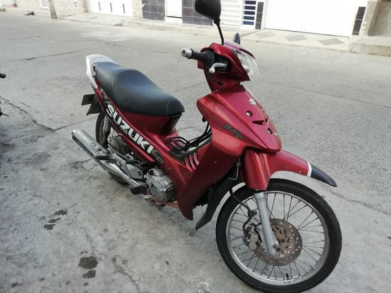 Suzuki Best 125 Vinotinto