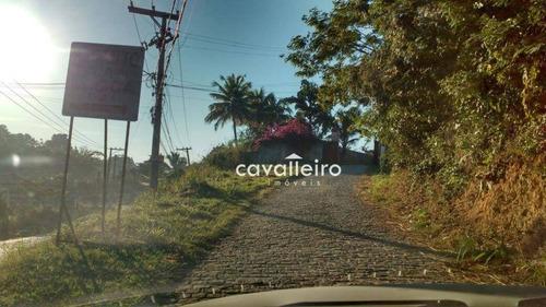 Casa Com 2 Dormitórios À Venda, 85 M² Por R$ 105.000,00 - Jacaroá - Maricá/rj - Ca3233