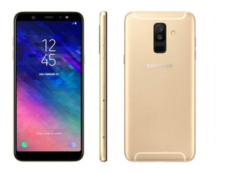 Samsung Galaxy A6 Plus 2018 Nuevo Sellado Garantia 4 Tiendas