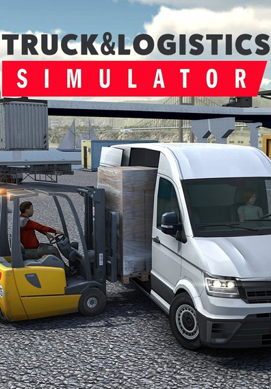 Truck And Logistics Simulator - Pc Mídia Digital + Brinde