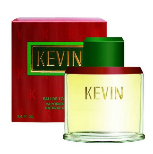 Perfume Hombre Kevin Edt X 100ml Ar1 371-2 Ellobo