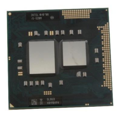 Processador Core I5 520m Slbu3 1ª Geração 2.4ghz 3mb