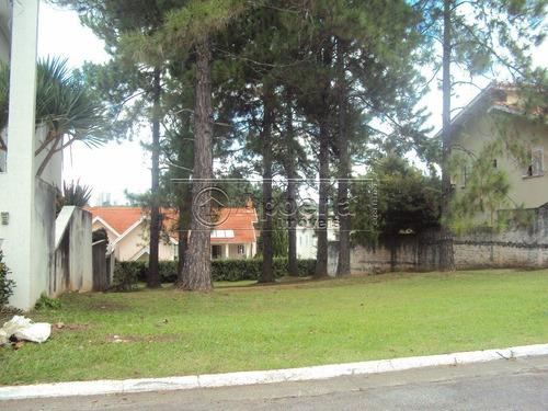 Terreno Residencial Condominio - Alphaville Residencial Zero - Ref: 63567 - V-63567