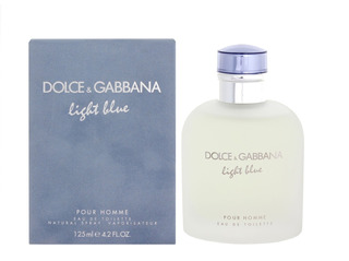 Perfume Importado Hombre D&g Light Blue Men Edt - 125ml
