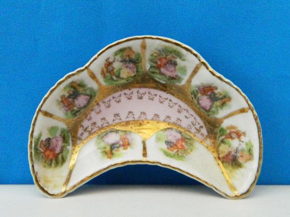 Despojador De Porcelana Viejo Viena