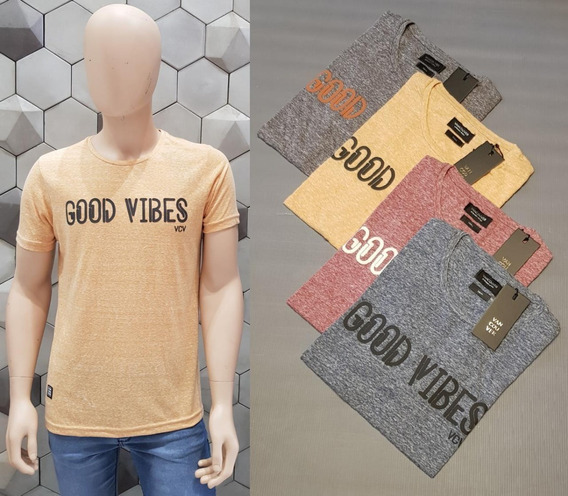 Remera Vancouver Good Vibes Ulises Bueno (art. 5014024)
