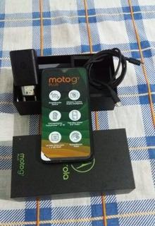 Moto G7 Plus Índigo Dual Chip 64 Gigas 4 Ram