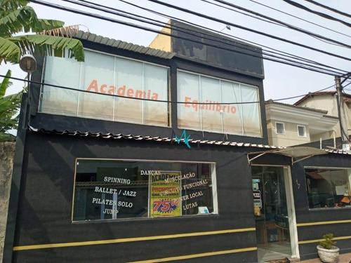 Imagem 1 de 23 de Prédio Para Alugar, 500 M² Por R$ 8.000,00/mês - Campo Grande - Rio De Janeiro/rj - Pr0007