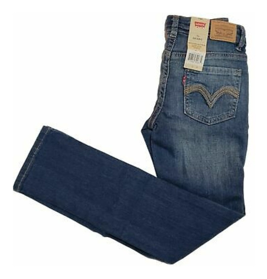 Jeans Levis 711 Niña Skinny 12 Slim
