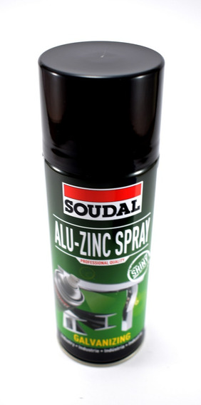 Alu-zinc Spray Soudal