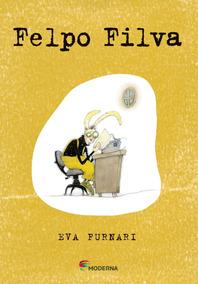 Livro: Felpo Filva - Série Do Avesso - Eva Furnari